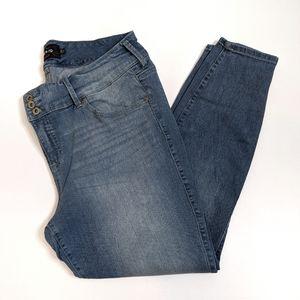 TORRID Jeans Jegging Premium Plus Size 20 ❤️🔥